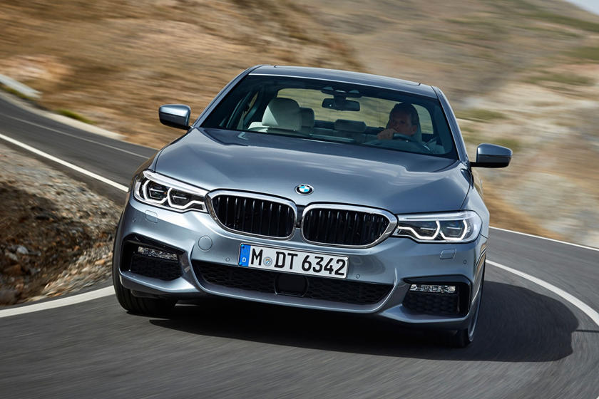 2020 BMW 5 Series Sedan Review, Trims, Specs and Price ...