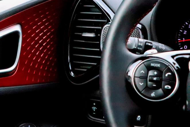 2020 Kia Soul Steering Wheel Controls