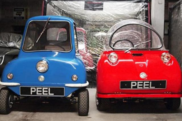 World's Smallest Car Peel P50 Back in Production | CarBuzz