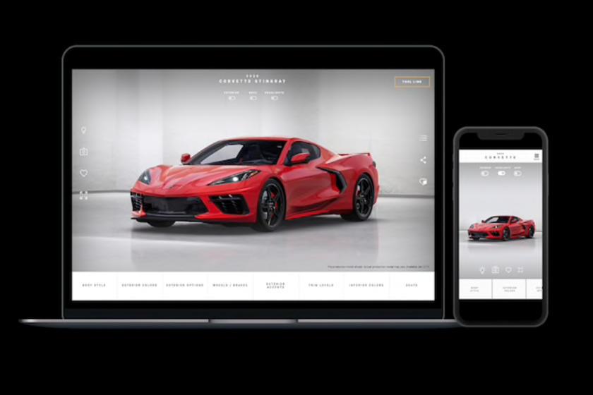 Chevrolet's New Corvette Nearly Broke The Internet | Angle News
