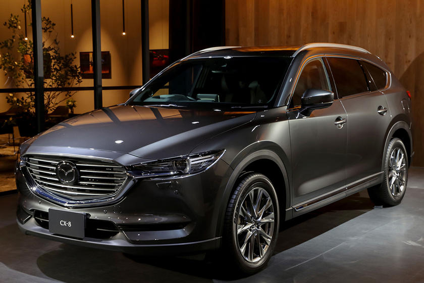 Mazda CX-8 Crossover Updated For 2020 | CarBuzz