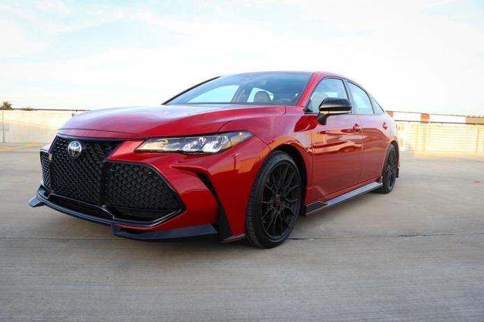 2021 Toyota Avalon Review Trims Specs Price New Interior Features Exterior Design And Specifications Carbuzz