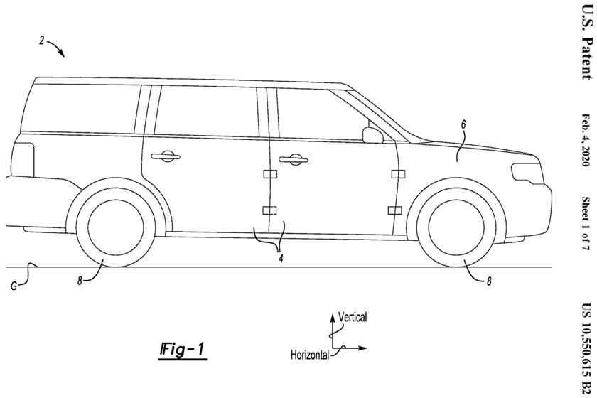 2021 Ford Bronco Patent Reveals Life-Saving Safety Feature