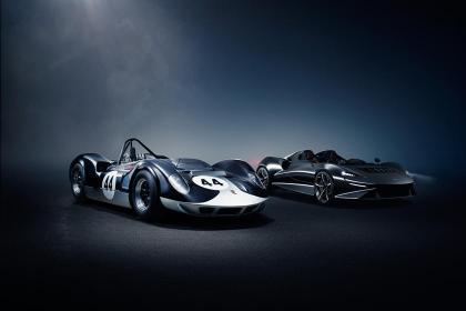 McLaren Elva obtient une métamorphose rétro incroyable