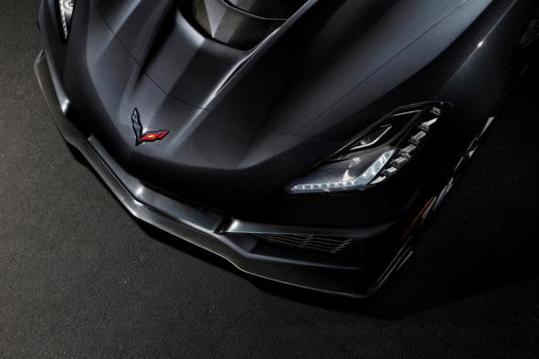 2019 Chevrolet Corvette ZR1 Coupe Hood