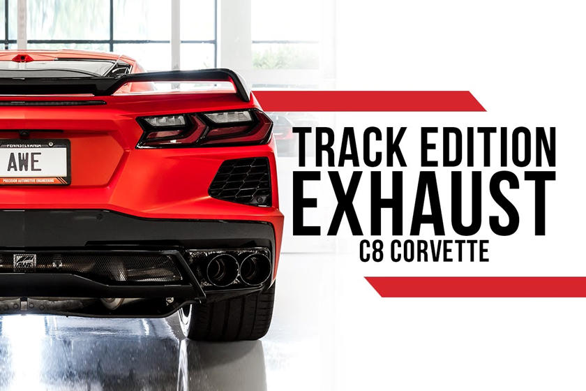 2020 chevy corvette c8 sounds mean with