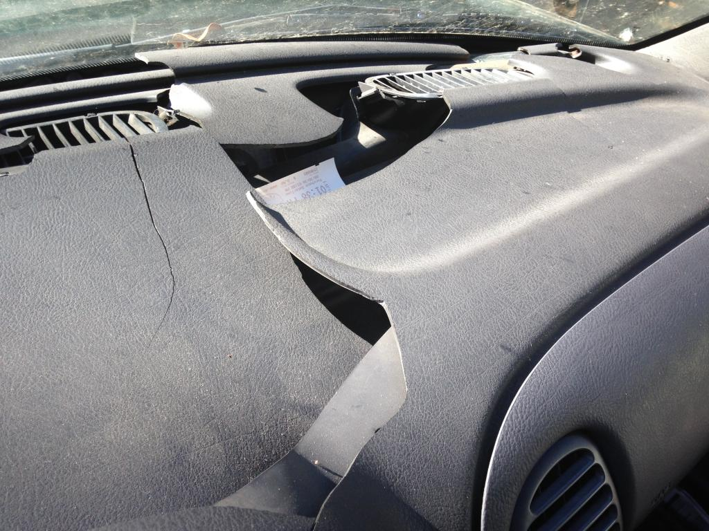 hight resolution of dashboard cracked