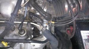 2000 Pontiac Grand Am Intake Manifold Gaskets Failure: 34