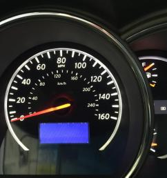 speedometer display not working [ 1024 x 768 Pixel ]