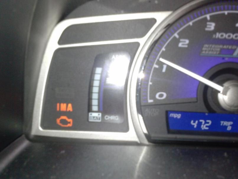 Honda Civic Hybrid 2006 Check Engine Light | www.lightneasy.net