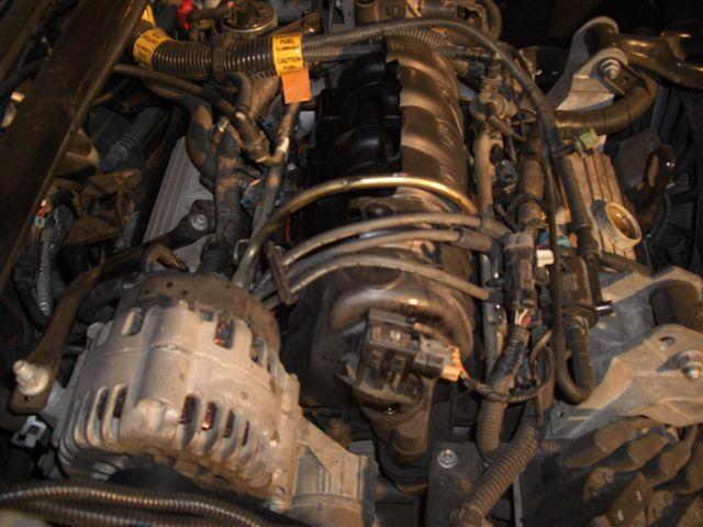 2001 Chevrolet Monte Carlo Intake Manifold Failure 5 Complaints