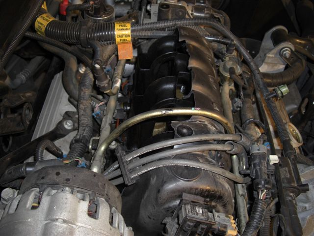 3400 V6 Engine Coolant Diagram 2001 Chevrolet Monte Carlo Intake Manifold Failure 5
