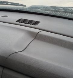 cracked dashboard cracked dashboard [ 1024 x 768 Pixel ]