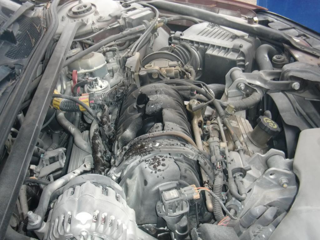 2004 Chevrolet Wiring Diagram 2000 Chevrolet Impala Explosion From Intake Manifold Area
