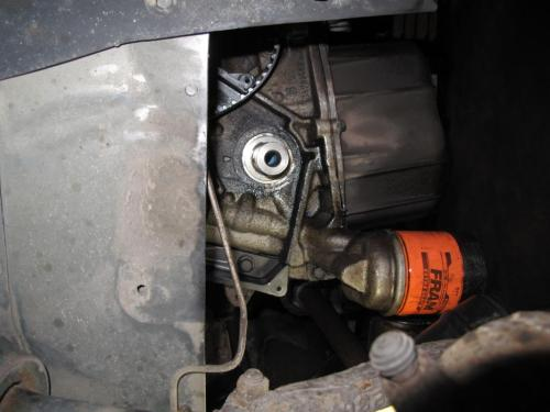 small resolution of horrific oil leak