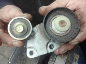 2005 Chevrolet Aveo Idler Pulley Broke In Half: 10 Complaints