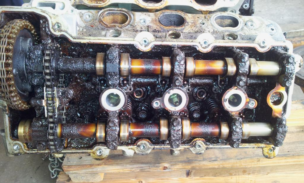 2011 Dodge Avenger Engine Diagram 2002 Chrysler Sebring Oil Sludge Resulting In Engine