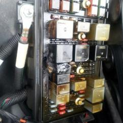 2000 Pontiac Grand Am Gt Wiring Diagram Frog Head Labeled 2007 Prix Fuse Box Melted, Electrical Fire: 4 Complaints