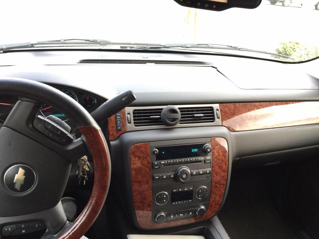 2014 Chevy Silverado Chevrolet Truck Dash