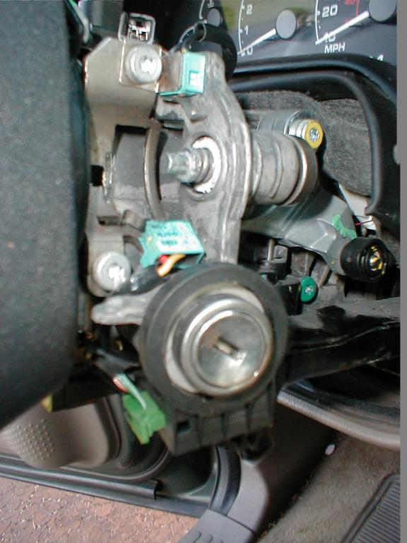 2001 Ford Explorer Shift Lever Broke Off 1 Complaints