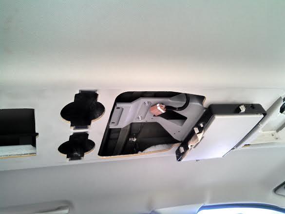 2013 Nissan Sentra Wiring 2008 Nissan Armada Overhead Console Fell Down 5 Complaints