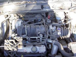 1997 Buick LeSabre Intake Manifold Gasket Failure: 5