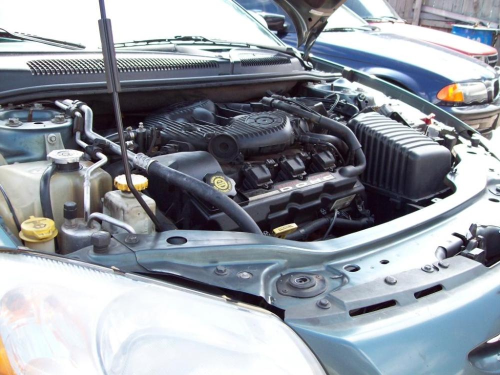 medium resolution of oil sludge resulting in engine failure oil sludge resulting in engine failure 2002 chrysler