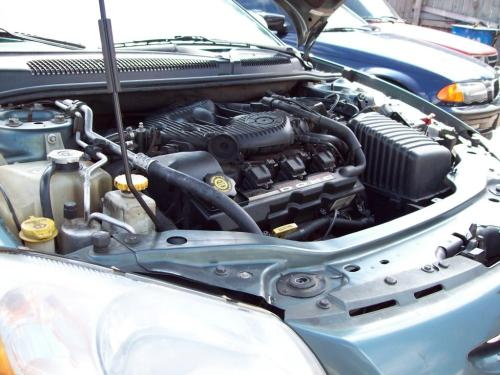 small resolution of oil sludge resulting in engine failure oil sludge resulting in engine failure 2002 chrysler