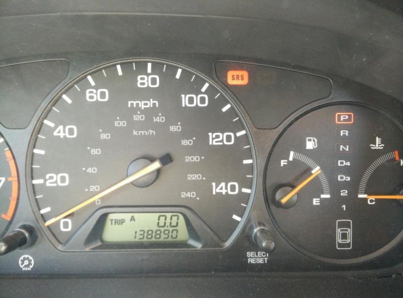 Honda Accord Maintenance Codes >> 1999 Honda Odyssey Tcs Check Engine Light | Decoratingspecial.com