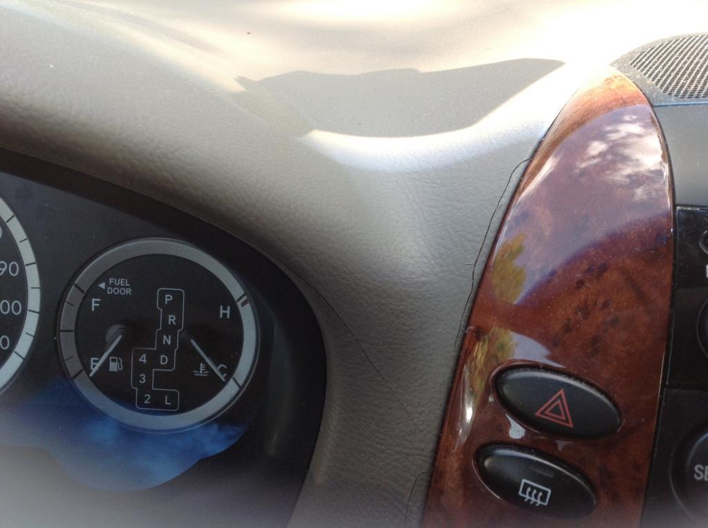 2005 Toyota Sienna Dashboard Cracking 7 Complaints