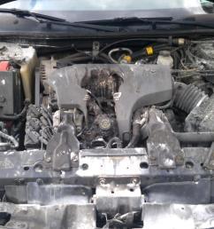 engine compartment diagram 2004 grand prix pontiac 3 8 [ 1024 x 768 Pixel ]