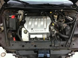 2002 Oldsmobile Intrigue Secondary Air Injection System