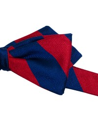 Polo Ralph Lauren Spencer Bowtie Self Tie Navy/Red - Kp ...