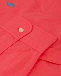 Polo Ralph Lauren Slim Fit Poplin Shirt Spring Mango hos ...