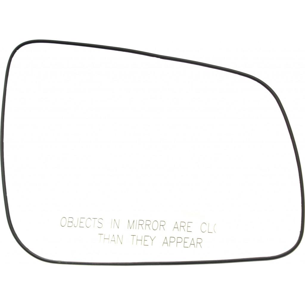 For Mitsubishi Lancer Mirror Glass 2008-2014 Passenger