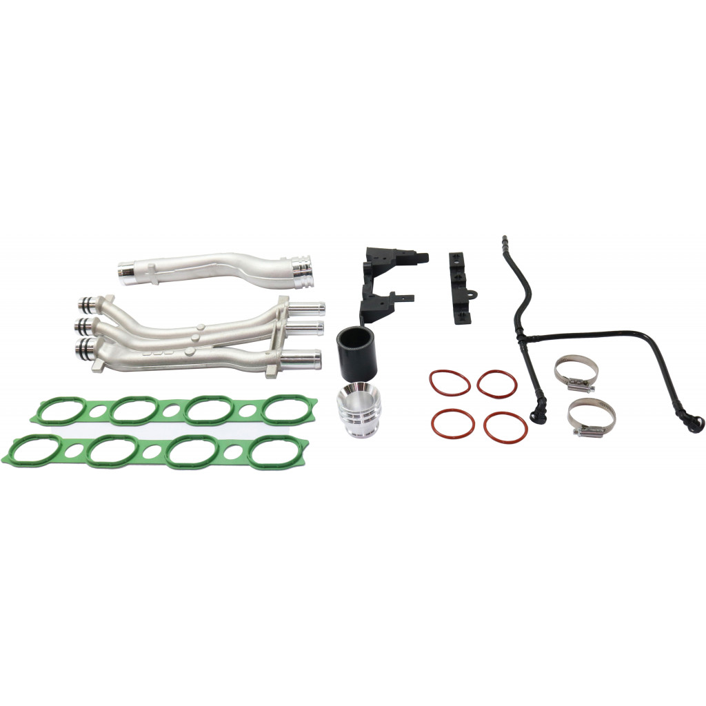 For Porsche Cayenne Engine Coolant Pipe 2003-2006 KIt 8