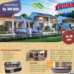 Baja Ringan Jatiasih Rumah Luas Strategis Perdana Cash 400 Juta Free Biaya2