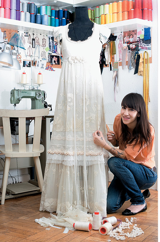 Vestidos novia marcela manserga