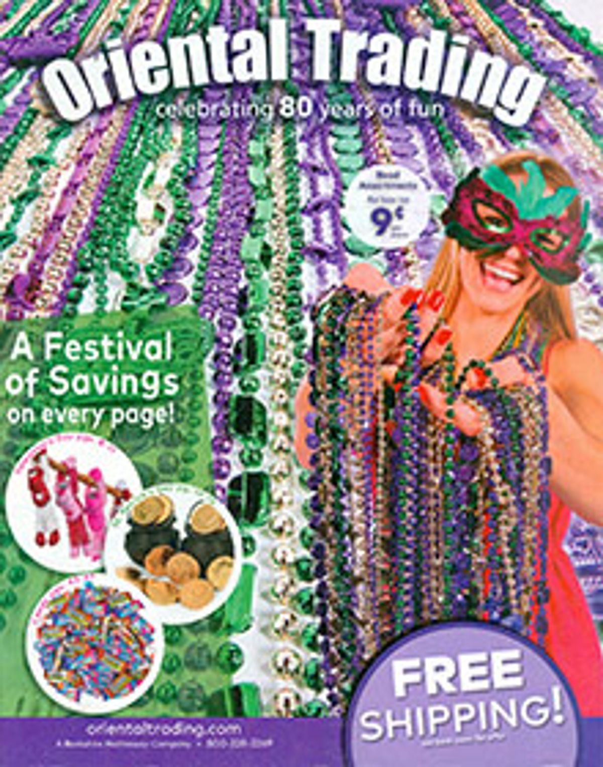 Free Bead Catalogs By Mail : catalogs, Oriental, Trading, Beading, Catalog, Coupon