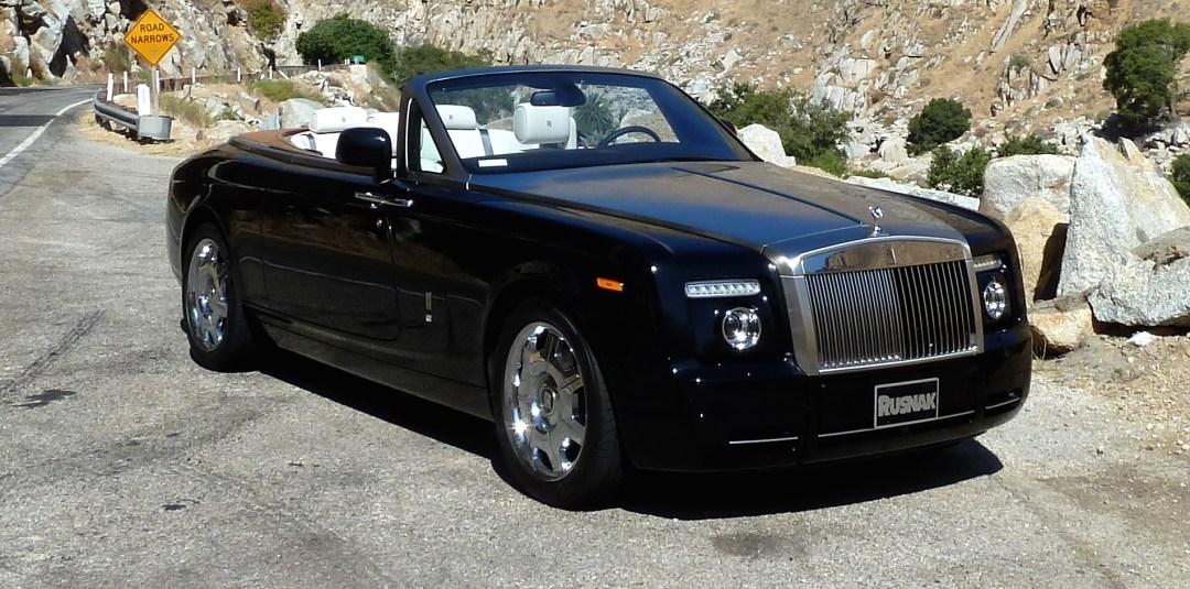 Rolls-Royce in tien interessante feitjes