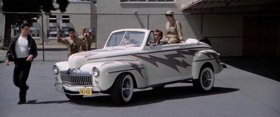 10 beroemde Fords te zien in films