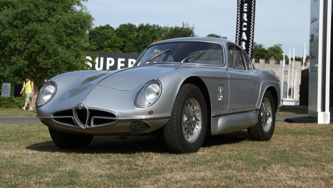7 van de beste Alfa Romeo klassiekers