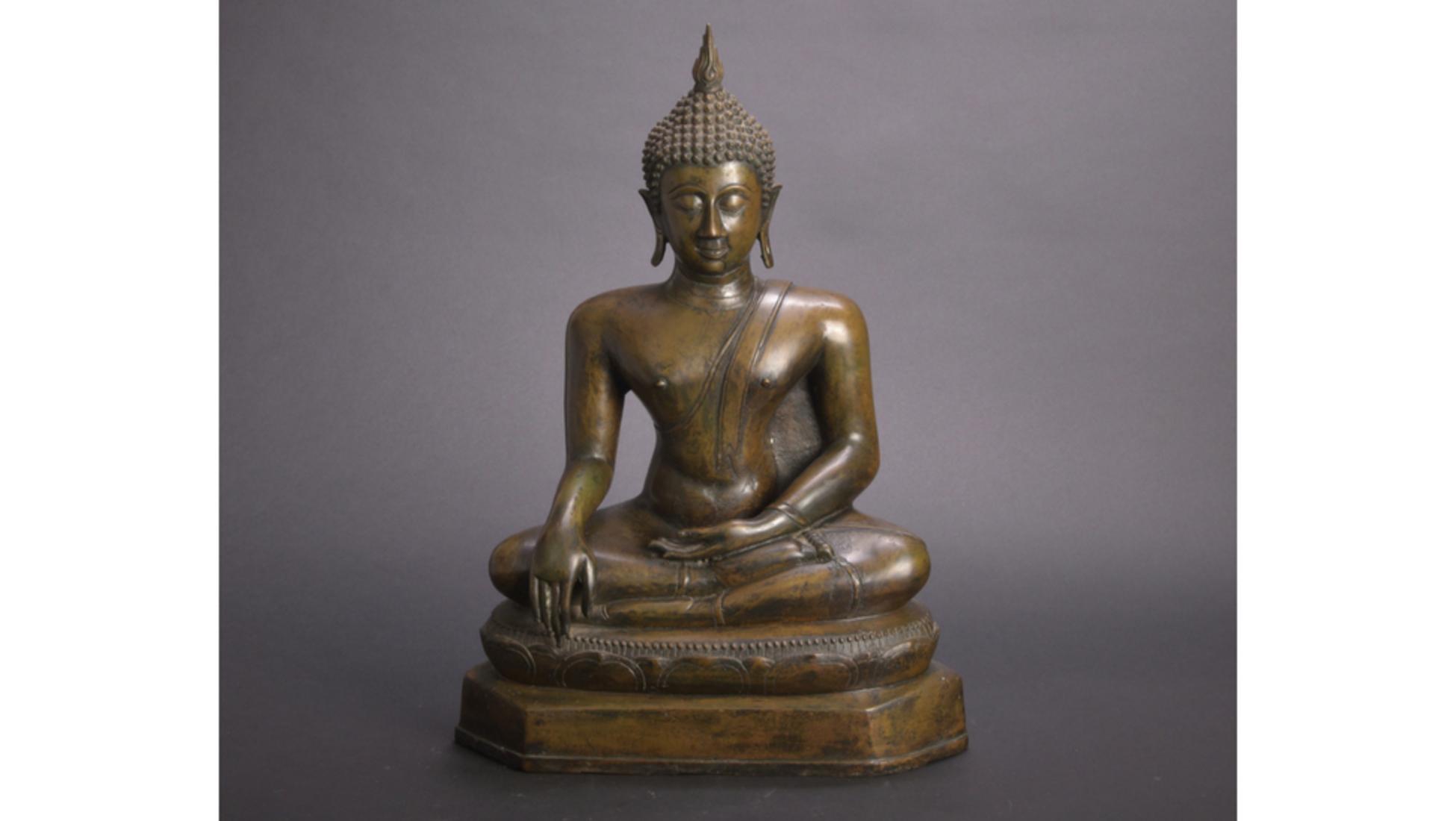 la valeur de vos statues bouddhiques