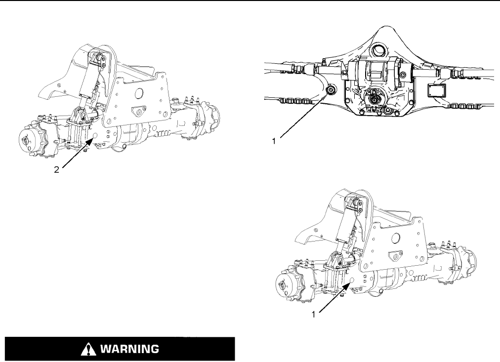 TH360B Telehandler Operation and Maintenance Manual Page