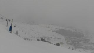 Vista Candanchú - 13 de Enero de 2017