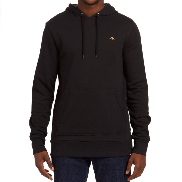 Emerica Triangle 2 Pullover Hoodie - Black Gold