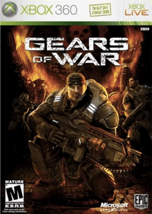 Gears of War Xbox 360 cheap key to download