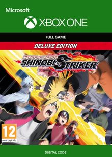 Naruto To Buruto Shinobi Striker Deluxe Edition Xbox One cheap key to download