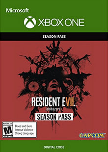 Resident Evil 7 - Biohazard Season Pass Xbox One cheap key to download