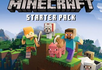Minecraft Starter Pack Xbox One cheap key to download